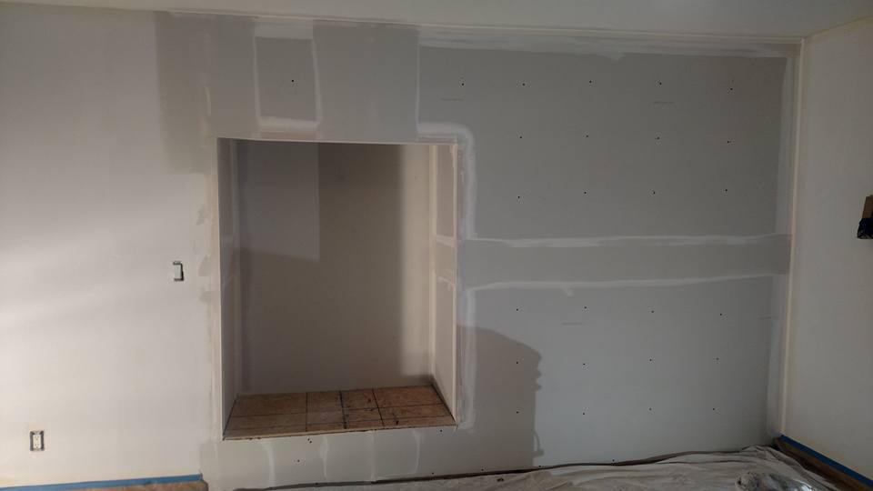 Wall Alcove – Rubber City Drywall